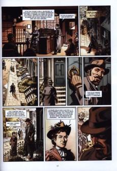 Extrait de Van Helsing contre Jack l'Éventreur -2- La Belle de Crécy