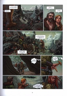 Extrait de Loki (Dobbs/Loirat) -2- Le Dieu fourbe