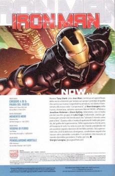 Extrait de Iron Man (Marvel Now!, en italien) -2- Iron Man - New Avengers
