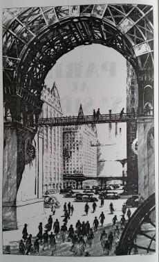 Extrait de (AUT) Schuiten, François -3- Paris au XXè siècle