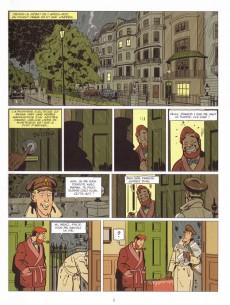 Extrait de Philip et Francis (Les Aventures de) -3TL- S.O.S. Météo