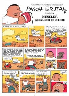 Extrait de Pascal Brutal -4- Le Roi des hommes