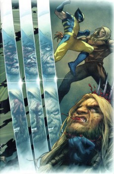 Extrait de Death of Wolverine (2014) -2- Poison