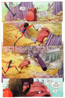 Extrait de Ms. Marvel (Marvel comics - 2014) -8- Generation Why Part 1/4