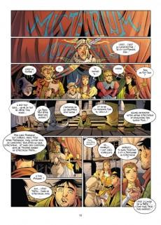 Extrait de Les enquêtes du Misterium -1- Le Mystère Baphomet