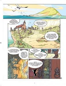 Extrait de Bohemian Galion -1- Cœur de pirate