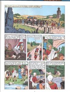 Extrait de Alix -8c1996- Le Tombeau étrusque