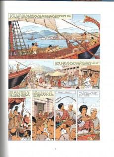Extrait de Alix -15c1997- L'enfant grec