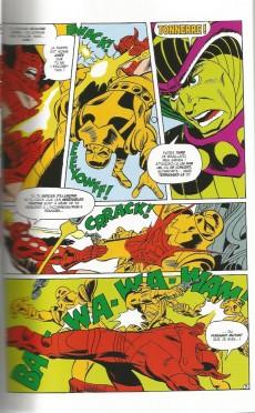 Extrait de X-Men (L'intégrale) -21a2014- X-Men : l'intégrale 1969-1970