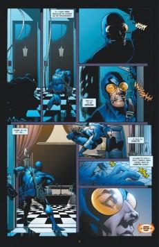 Extrait de Infinite Crisis (Urban Comics) -1- Le Projet O.M.A.C.