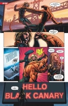 Extrait de Justice League (DC Renaissance) -5- La Guerre des Ligues