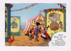 Extrait de P'tit Boule & Bill -6- Au cirque