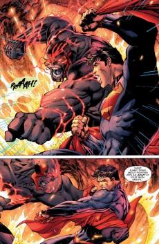 Extrait de Superman Unchained (2013) -8- Unchained