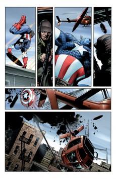 Extrait de Captain America (2005) -INT01- Winter Soldier, Volume 1