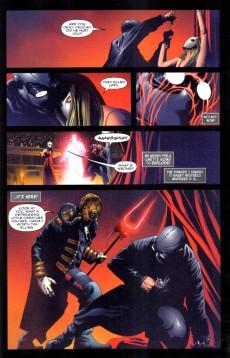 Extrait de Edge of Spider-Verse (2014) -1- Spider-Man Noir