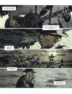 Extrait de Blue Note -2- Les Dernières Heures de la Prohibition
