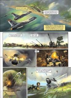 Extrait de Air forces - Vietnam -4- Crusader dans la tourmente