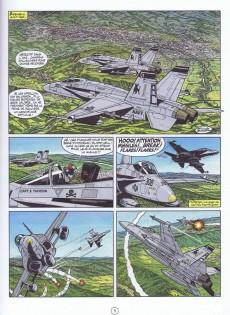 Extrait de Buck Danny -46Pir- L'Escadrille fantôme