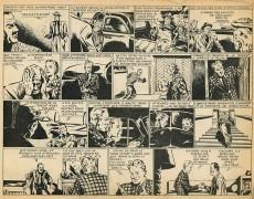 Extrait de Les aventures héroïques (Collection) - Les Ailes rivales - Récit complet inédit