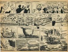 Extrait de Les aventures héroïques (Collection) - Les Gueux de la mer - Récit complet