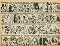 Extrait de Les aventures héroïques (Collection) - La Hantise de l'or - Récit complet inédit