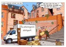 Extrait de Tranches de ville -11- Polète - Retour au Pollet