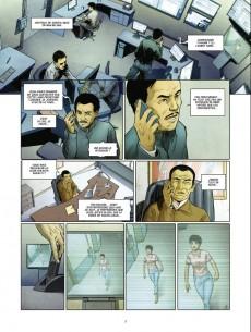 Extrait de Uchronie(s) - New Beijing -3- Tome 3