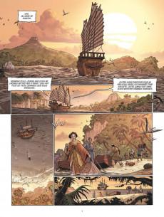 Extrait de Marco Polo (Adam/Convard/Bono) -2- À la cour du grand Khan