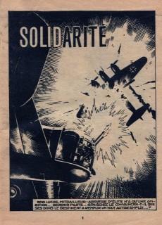Extrait de Rapaces (Impéria) -318- Solidarité