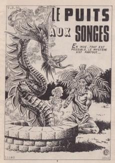 Extrait de Kalar -198- Le puits aux songes