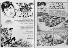 Extrait de Akim (3e série) -9- La révolte des simiotis