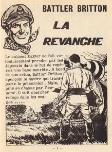 Extrait de Battler Britton -125- La revanche - un coup d'éclat