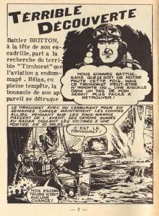 Extrait de Battler Britton (Imperia) -127- Terrible découverte - promotion