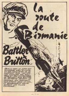 Extrait de Battler Britton -118- La route de Birmanie - Le Kr1