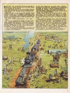 Extrait de Blueberry -7a80- Le cheval de fer