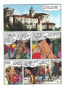 Extrait de Bibi Fricotin (Éditions Joe) - Bibi Fricotin et la boîte aux rêves