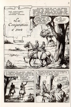Extrait de Ivanhoé (2e série) (2000) -4- La conjuration d'York