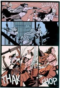 Extrait de Conan le barbare (100% Fusion) -4- Le chant de Bêlit
