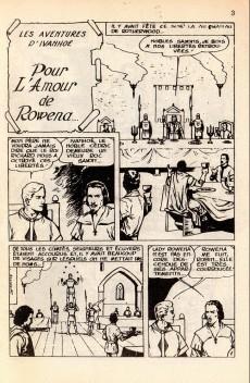 Extrait de Ivanhoé (2e série) (2000) -8- Pour l'amour de Rowena