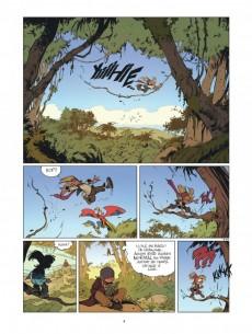 Extrait de Les campbell -2- Le redoutable pirate Morgan