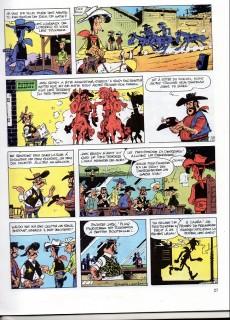 Extrait de Lucky Luke -33d83- Le Pied-Tendre