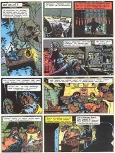 Extrait de Chevalier Ardent -1a1978- Le prince noir