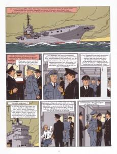 Extrait de Blake et Mortimer -23- Le Bâton de Plutarque