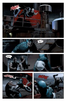 Extrait de Captain America (2005) -INT04- Red Menace, Volume 2