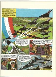 Extrait de Tanguy et Laverdure -8c1976- Pirates du ciel
