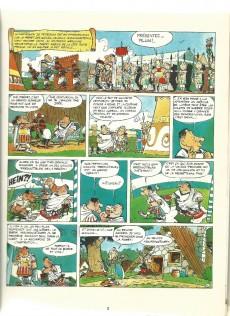 Extrait de Astérix -4b1965'- Astérix Gladiateur