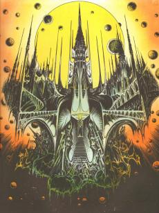 Extrait de Eternus 9 - Un fils du cosmos