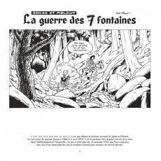 Extrait de Johan et Pirlouit -10TL2- La guerre des 7 fontaines
