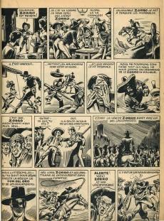 Extrait de Hurrah! (Collection) -31- Zorro et les légionnaires
