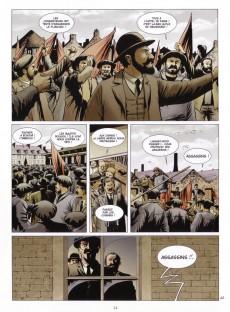 Extrait de Les chasseurs d'écume -4- 1920, la revanche des chevaliers de fer blanc